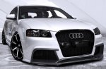 8P GTRS Complete Body Kit for Audi A3 2006-2009