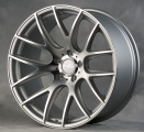 "17"" Aud10 Hyper Silver Diamond Polish Wheels for Audi A5 07-12"