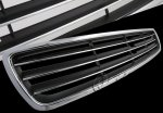 B5 3 Bar Badgeless Grille for 96-01 Audi A4