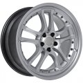 "20"" Aud20 Silver Double-Spoke Rivet Wheels for Audi A5 2007-2012"