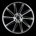 "20"" Aud20 Silver Wheels with Integrated Center Cap for Audi A5"