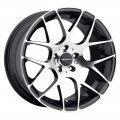 "17"" Aud9 Machined faced Gunmetal Wheels for Audi A5 2007-2012"