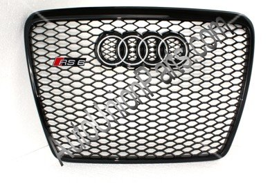 C6 OEM RS6 Mesh Grille for Audi A6 2005-2010 - Click Image to Close
